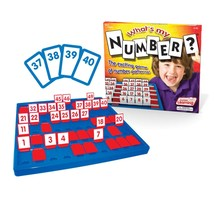 What's My Number Board Game - $34.30