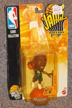 Vintage 1998 NBA Jams Seattle Sonics Vin Baker Figure 99/00 New In The P... - $21.99