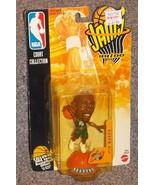 Vintage 1998 NBA Jams Seattle Sonics Vin Baker Figure 99/00 New In The P... - $21.99
