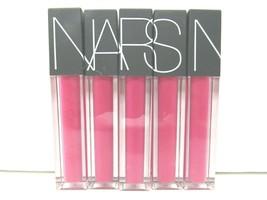 5 NARS Velvet Lip Glide DANCETERIA .2oz 5.7 mL Facial Lips Cosmetics No ... - $29.69