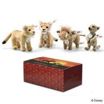 Disney The Lion King Steiff Plush Gift Set 994 world Limited 4pcs Doll S... - $1,095.00
