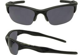 Oakley Sunglasses SI Half Jacke 2.0 Matte Black w/Grey OO9144-11 - $117.55