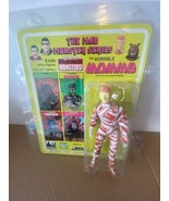 The Mad Monster Series HORRIBLE MUMMY 8in Action Fig Worlds Greatest Mon... - $29.45