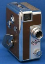 REVERE 8 Model 40 Vintage Movie 8mm Film Camera w Wollensak f/2.5 13mm U... - $32.40