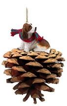 Conversation Concepts Basset Hound Pinecone Pet Ornament - $16.99