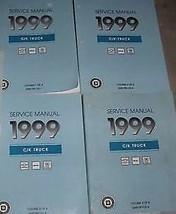 1999 Chevy Suburban Tahoe Cadillac Escalade GMC Yukon Servizio Shop Manu... - $197.95