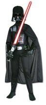 Star Wars Darth Vader Boys' Costume Kids Sizes Small 4-6 / 3-4 Years - $20.73