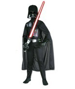 Star Wars Darth Vader Boys' Costume Kids Sizes Small 4-6 / 3-4 Years - £15.02 GBP
