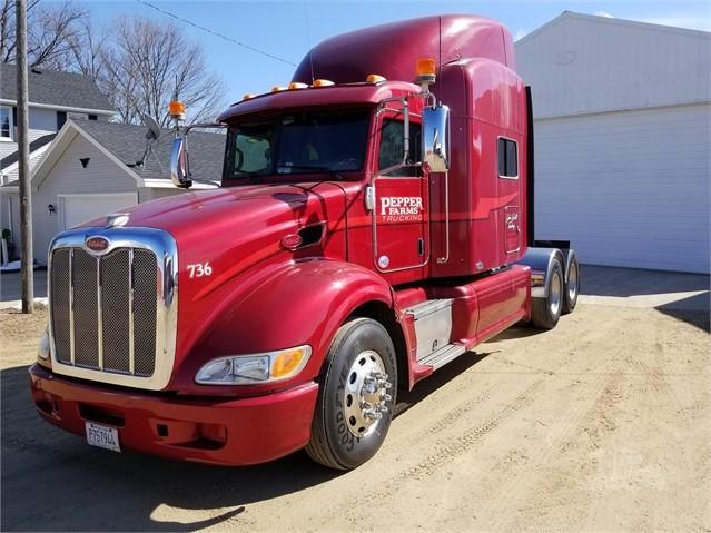2011 PETERBILT 386 For Sale In Poplar Grove, Illinois 61065