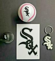 Chicago White Sox's Baseball Vending Charms Lot of 4 Ball, Helmet, Key C... - $16.99
