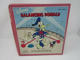 SCHYLLING TOY DONAL DUCK DISNEY BALANCING DONALD NEW IN BOX - $24.70