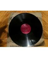 Gene Autry - 78 rpm single 10 inch - Columbia Records #20125 - $4.95