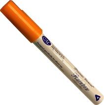 New Creative Memories Round Tip Pen Rainbow Precious Element - Orange - $5.95