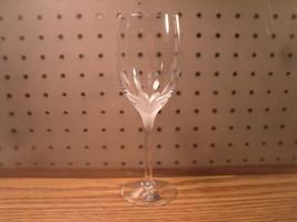 Lenox Atrium Elegant Crystal Water Goblet Toasting Glass 8 Inch - $27.41