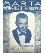 1932  Marta Rambling Rose of the Wildwood Tony ... - $9.95