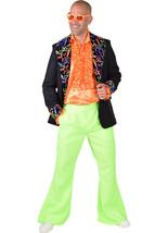 70's / 80's Neon trim Show Jacket   - S-XXL - $39.27+