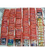 Lot 1990 Donruss baseball 100+ error/correct/variations - $35.00
