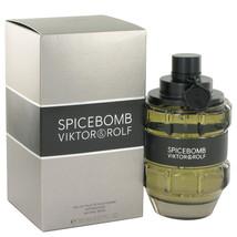 Viktor & Rolf Spicebomb 5.0 Oz Eau De Toilette Cologne Spray image 4