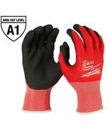 Milwaukee  48-22-8901 Smartswipe ANSI Cut Level 1 Nitrile Dipped Gloves ... - $9.95