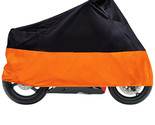 Motorcycle Rain Cover Waterproof Protective XXL Outdoor ATV Bike Scooter