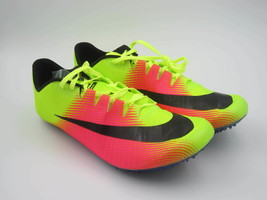 New Nike Zoom Ja Fly Track Spikes Sprint Running Shoe Sz 13 US (882032-998) A21 - $63.00