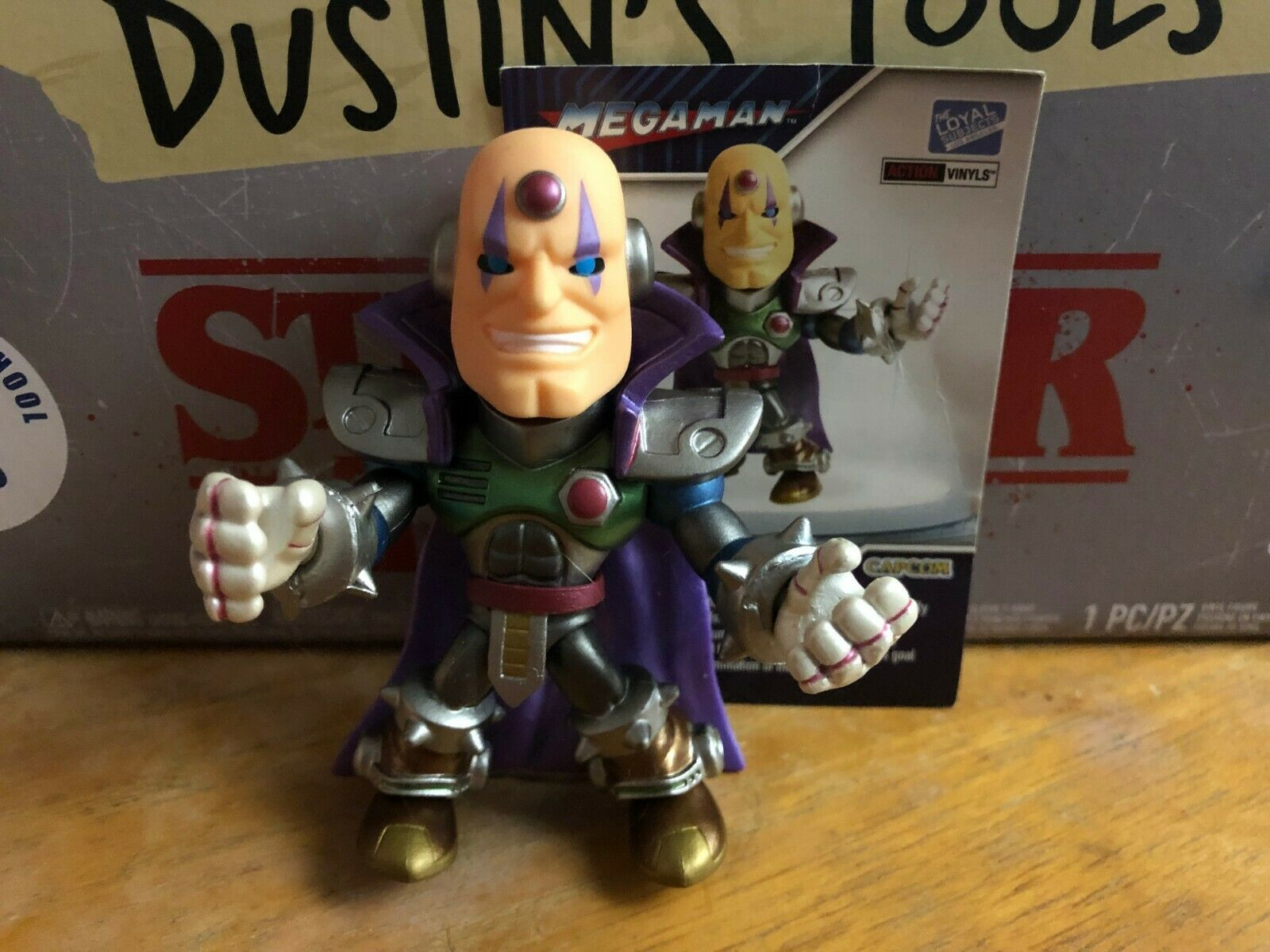 "The Loyal Subjects Action Vinyls MEGA MAN Toys /""R/"" Us EXCLUSIVES You Choose"