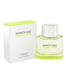 Kenneth Cole Reaction Cologne By Kenneth Cole 1.7 oz Eau De Toilette Spr... - $44.94