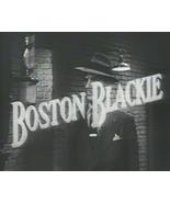 THE BOSTON BLACKIE MEGA COLLECTION (TV, Movie and Radio) - $35.95