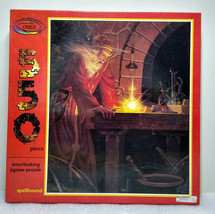 """Ceaco 550pc SEALED Puzzle 1990 Spellbound Jigsaw puzzle 18"""" x 24"""" NEW Se... - $24.99"""
