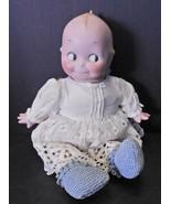 """Antique Alt, Beck & Gottschalck 12"""" Kewpie Doll - Bisque Head * Cloth Body - $1,899.99"""