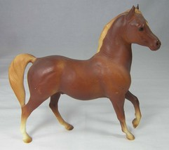 Breyer Classic Model Horse 3055 ARABIAN STALLION Sorrel 1973-1991 - $8.27