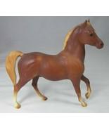 Breyer Classic Model Horse 3055 ARABIAN STALLION Sorrel 1973-1991 - $8.27