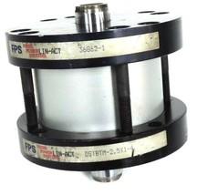 FIGGIE POWER SYSTEMS DSTBTM-2.5X1-4 LINEAR ACTUATOR 36862-1 DSTBTM25X14