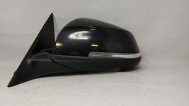 2012-2013 Bmw 328i Driver Left Side View Power Door Mirror Black 79777 - $346.66