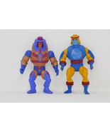 Mattel He-Man Masters of the Universe MOTU Man E Faces Sy-Klone Action F... - $18.69