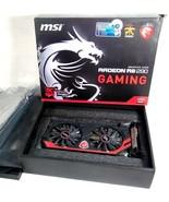 Radeon R9290 Graphics Card Gaming OC Edition TWIN FROZR AMD 824142018842 - $139.95