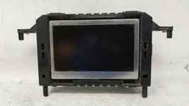 2013-2016 Ford Escape Information Display Screen 87356 - $96.56