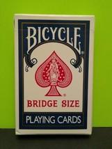 Bicycle Bridge Size Playing Cards No. 86 Blue - $4.94