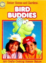 Better Homes and Gardens Bird Buddies (Fun-to-do Project Books) Better H... - $5.41
