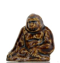 Tom Smith Animates Porcelain Miniature by Wade World of Survival Gorilla image 1