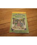 BOOK David A. Adler 'Cam Jansen and the Mystery at the Monkey House' Sch... - $1.99