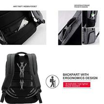 Tigernu Laptop Backpack,Business Travel Anti Theft Slim Durable Laptops Backpack image 2