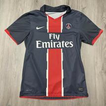 Nike Paris Saint-Germain Home Soccer 2010 - 2011 Away Jersey 382447-401 - $34.60