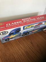 Sunoco 2003 Classic Racing Team 10th Anniversary Truck MINT IN BOX!
