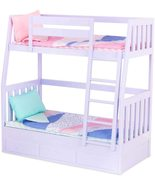 Our Generation Dolls Dream Bunk Bed Set - $99.99