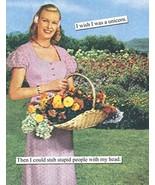 Anne Taintor Birthday Card - Unicorn - $13.50