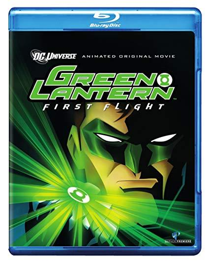 DCU Green Lantern: First Flight (Blu-ray)