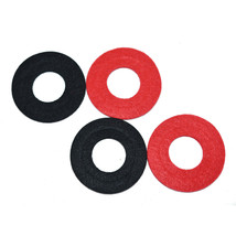 Battery Anti Corrosion Washers 2 Red and 2 Black (Pack of 4) image 2