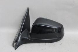2011 2012 2013 BMW 535i 550i LEFT DRIVER SIDE POWER BLACK DOOR MIRROR OEM - $238.24