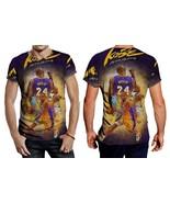 Kobe Bryant Men's Fullprint T- Shirt - $20.99+